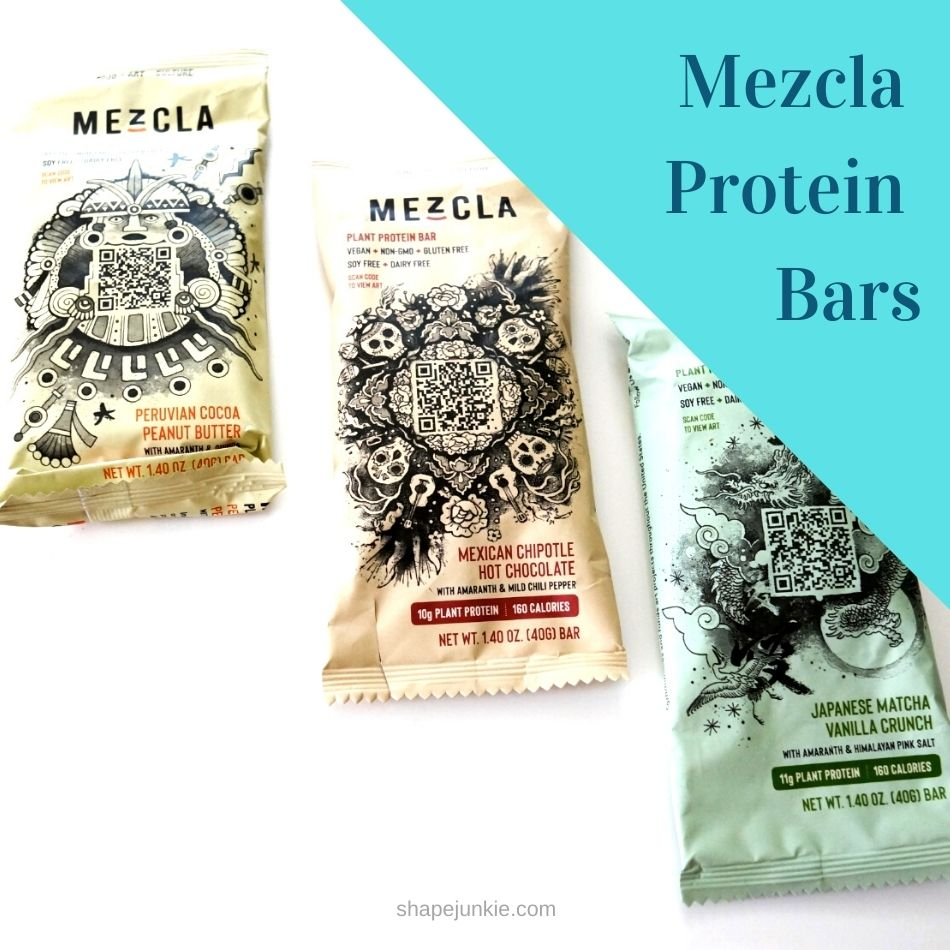 Mezcla Protein Bar review