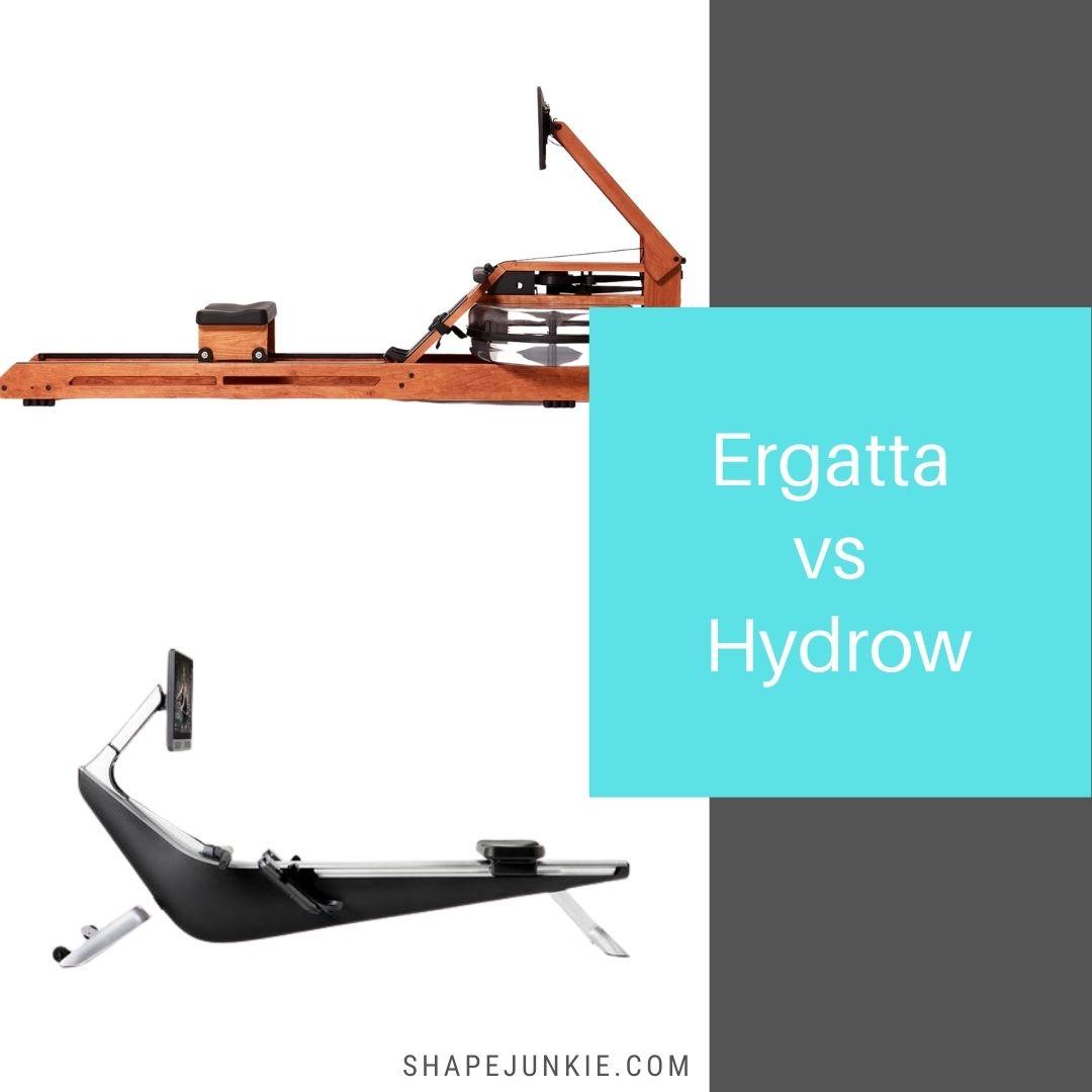 Ergatta vs Hydrow comparison