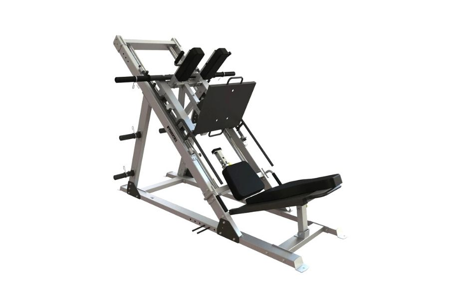 MONSTER ULTIMATE 45 DEGREE LEG PRESS HACK SQUAT COMBO