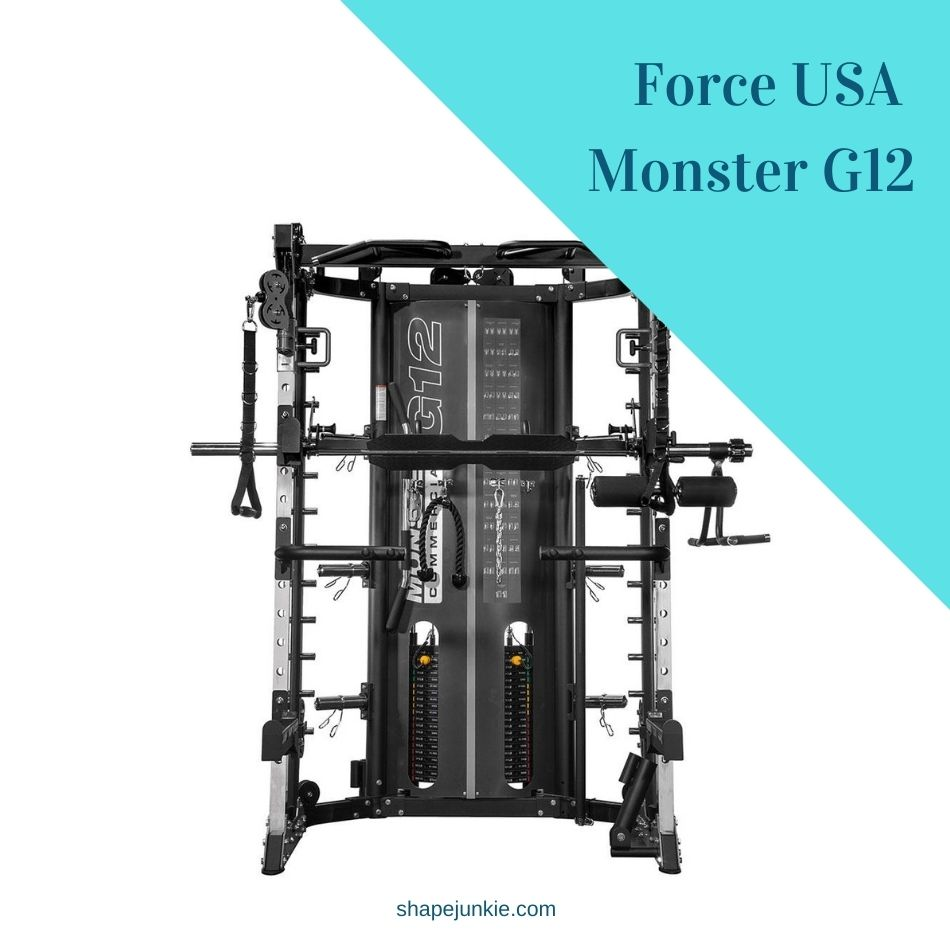 Force USA Monster G12 review