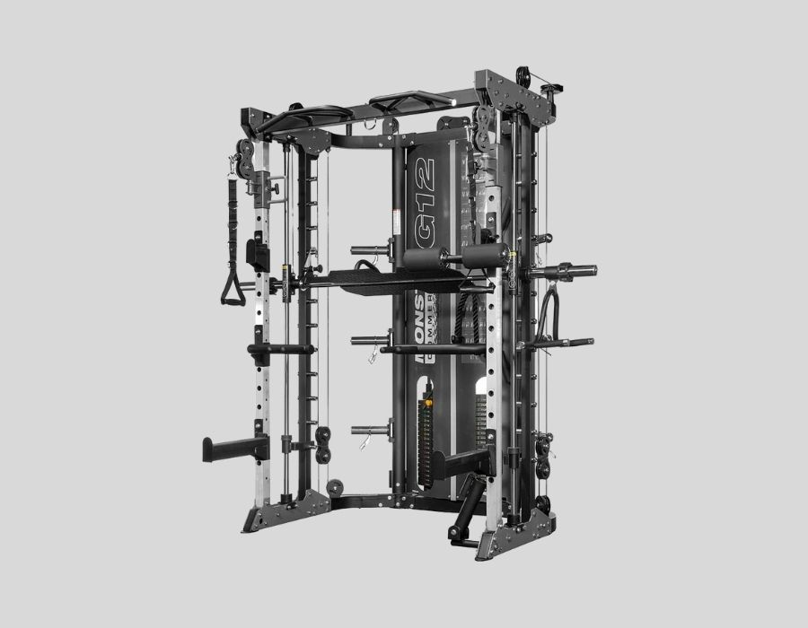 force USA G12 9 Strength Training Machines in One