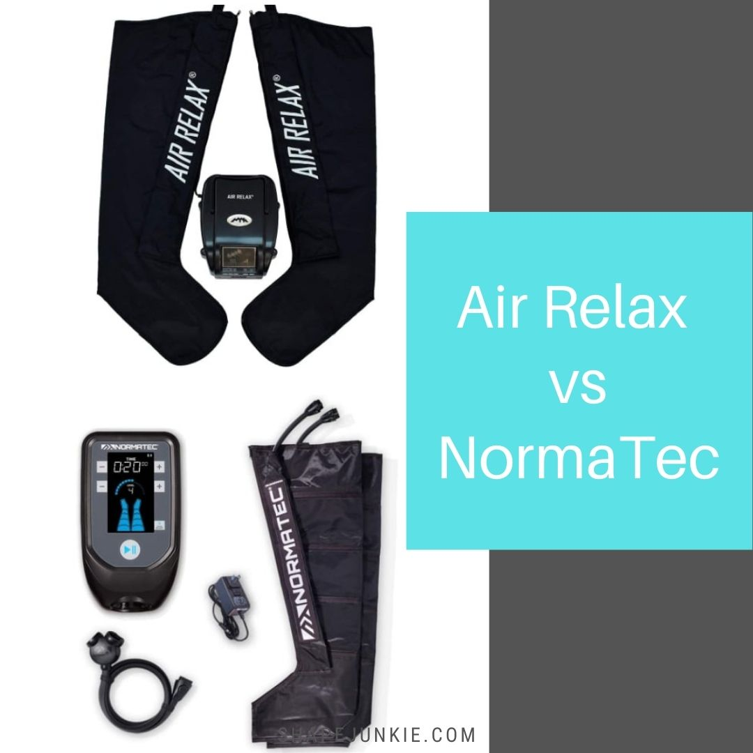 Air Relax vs. NormaTec - comparing compression Boots