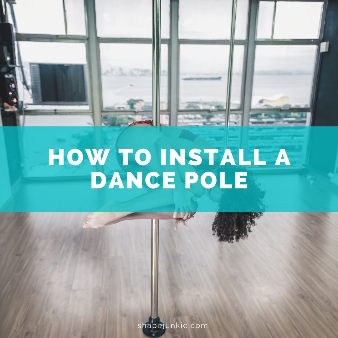 How to install a dance pole